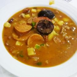 Sopa de Piedra.